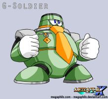 MMU Enemy: G-Soldier by MegaPhilX