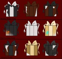 Gifts Raffle 2010 CLOSED by fairybloom28