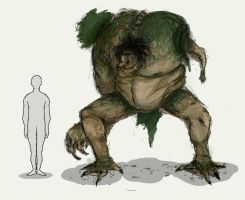 Troll Concept by TRspicy
