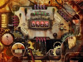 CoTo: Electrical Room Puzzle by Ethereal-Mind