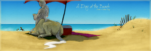 A Day at the Beach by bolthound