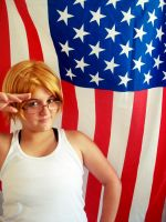 Hetalia- God Bless America by ShamaRettin