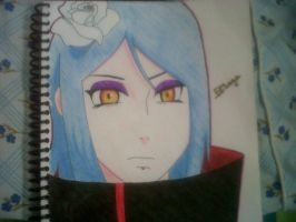 Konan Cute by TheGaboefects