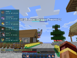 Pixelmon SMP (17) So i log on and by dragonpheonix1