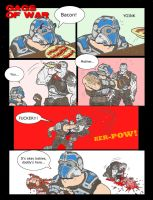 Gags of War - Bacon by Wisdom-Thumbs