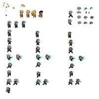 Jett sprite sheet ( VERY unfinished ) by Kspriter95
