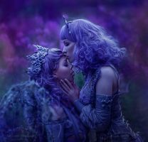 The Kiss by Ophelia-Overdose