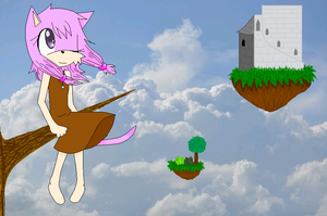 .:Castle in the sky:. CE by Stepha4