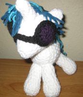 My Little Pony - Baby Vinyl Scratch DJ Pon3 by kaerfel