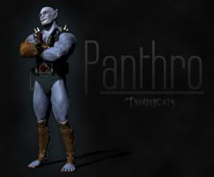Thundercats - Panthro by skdzines
