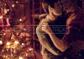 Happy New Trek by MisterLIAR