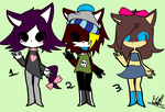 Adoptables [2 LEFT] *REDUCED PRICES* by ValleiiTheCat