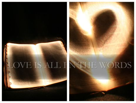 Love Is All In The Words by Heart-Breakers