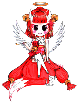 GaiaOnline Commission : Xtroo by rin-moon-7-13