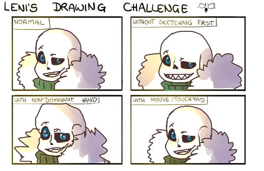 CHALLENGE! - WARNING FOR YOUR EYES! DON'T WATCH! by Noioo