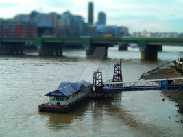 Tilt Shift Experiment by countevil