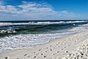 Navarre Beach by Blinxis
