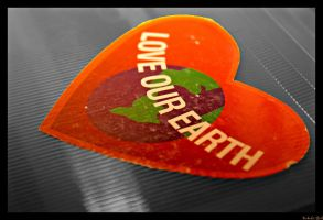 Love Our Earth by xmimex