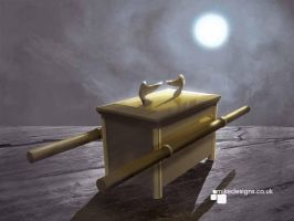 Ark of the Covenant by qwertyDesign