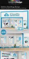 Exhibition Stand Design Mockup by idesignstudio
