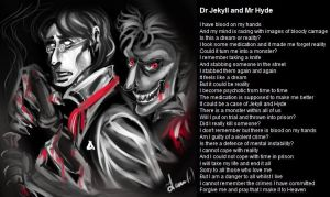 Dr Jekyll and Mr Hyde by demonrobber