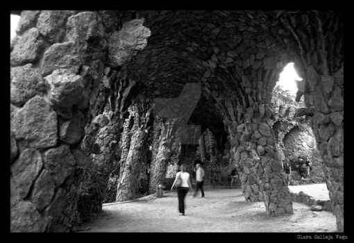 Parc Guell 6 by Kiroa