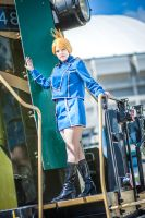 Riza Hawkeye Cosplay - Back to Central by WorstWaifu