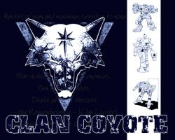 Clan Coyote by Taxony