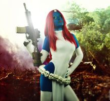 Mystique by Lady-I-Hellsing