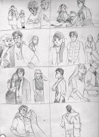 Harry and Ginny's Relationship by Mooknar