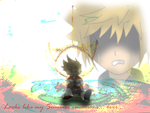 Roxas - End of Summer vacation - by lollypop071