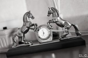 Riding the time by ElenaCurtino