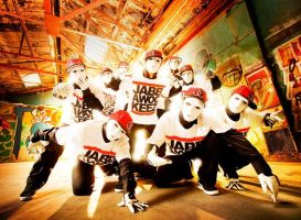 Jabbawockeez by AngeloMike