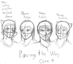 Paving the Way: The Core Four by Acesential