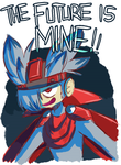 Ape Escape - Specter by ecokitty