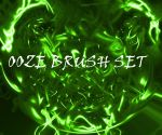 ooze brushes by fanzi