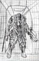 """Assault suit """"Mors"""" update by tyrannos"""