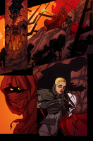 Masters of the Universe 8 She Ra pg 4 colors by kathrynlayno