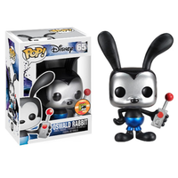 SDCC Exclusive Oswald The Lucky Rabbit Pop! Figure by SonicBoyAnt