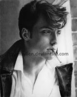 Aaron Johnson by Simaylien