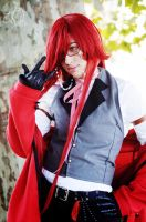 Grell by JustineVedovato
