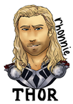 Thor by rhonnnnie