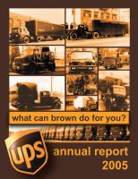 U.P.S Annual Report by remingtonbox