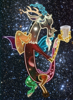 Cosmic Choco Milk Discord by Ganillio