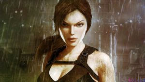 TombRaiderPSP Wallpaper 2 by NaughtyBoy83