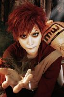 NARUTO Gaara by clamp90357