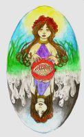 Persephone by PetiniBeag