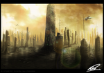 ::Center of the Labryinth:: by sangheili117
