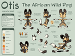 Otis model sheet 2014 by Hidde99