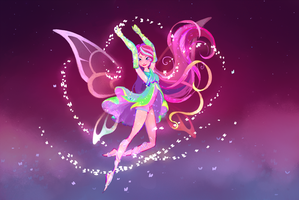 Roxy enchantix 02 by AxelStardust